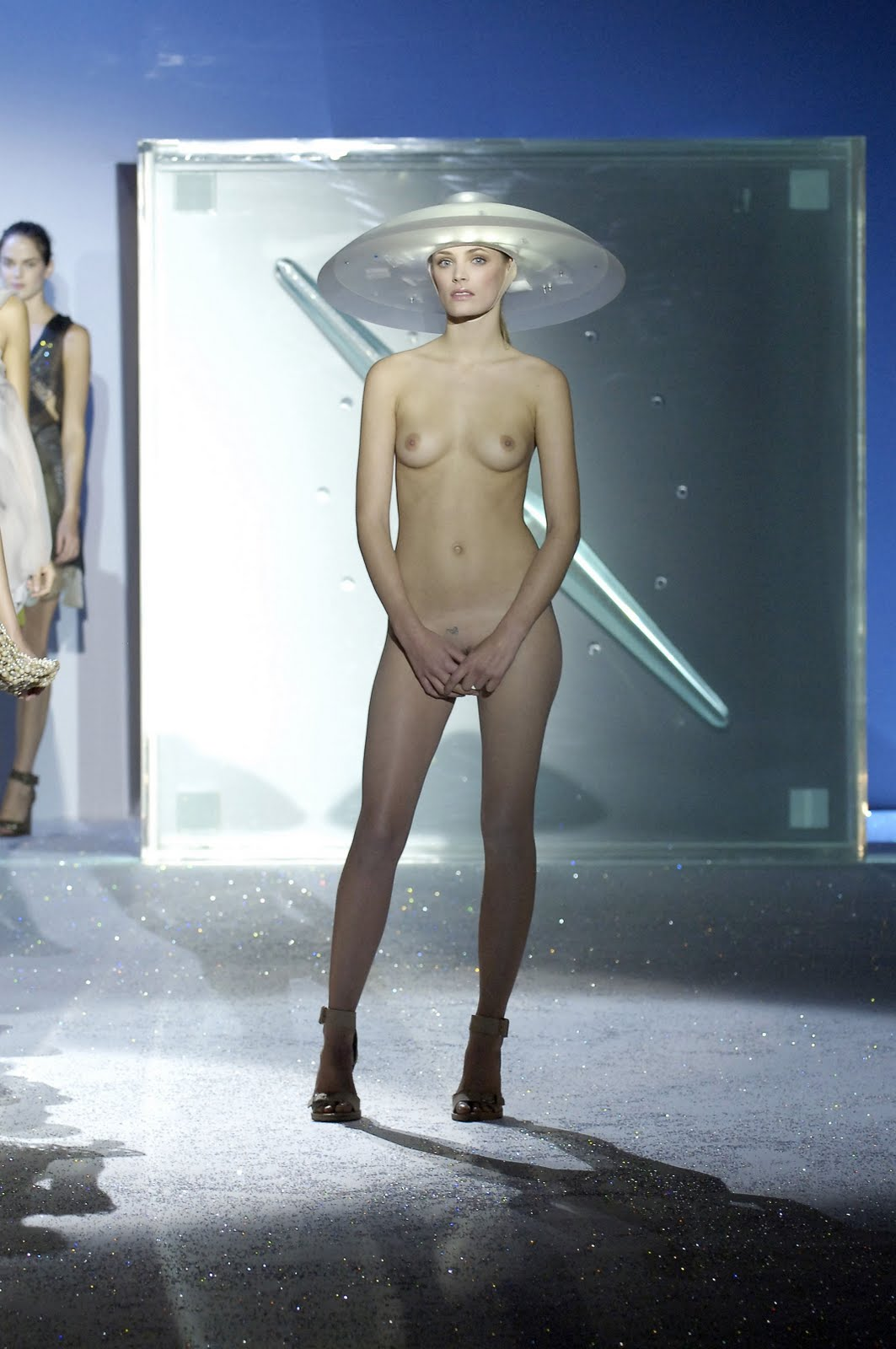 Supermodels nude fashion models authoritative