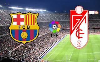 barcelona vs granada live stream en vivo