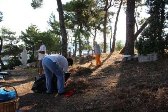 Θεσπρωτία: Επεκτείνεται το πρόγραμμα κοινωφελούς εργασίας για την αντιπυρική προστασία των δασικών οικοσυστημάτων της χώρας