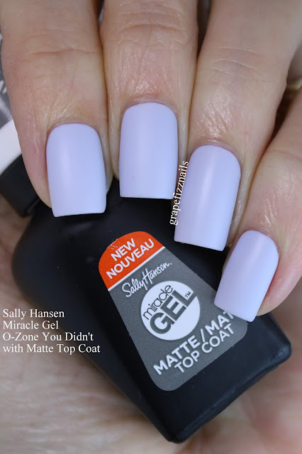 Sally Hansen O-Zone You Didn't