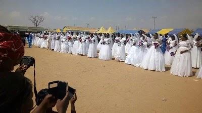 Shocking News:Catholic church wedded 80 couples