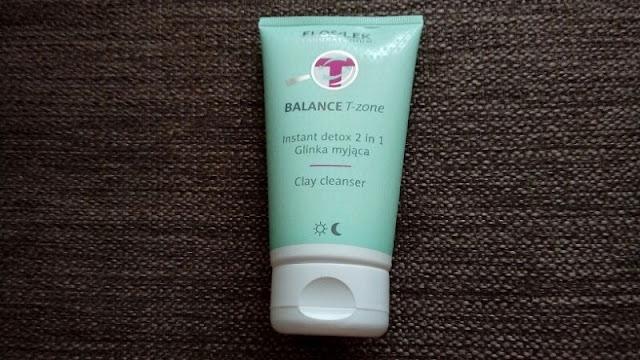 glinka myjąca balance t-zone floslek