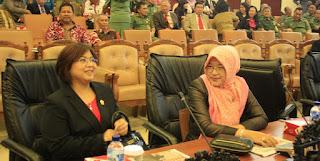 Rita Lamusu Manoppo: APBD Propinsi Sulawesi Utara 2018 Harus Pro Rakyat