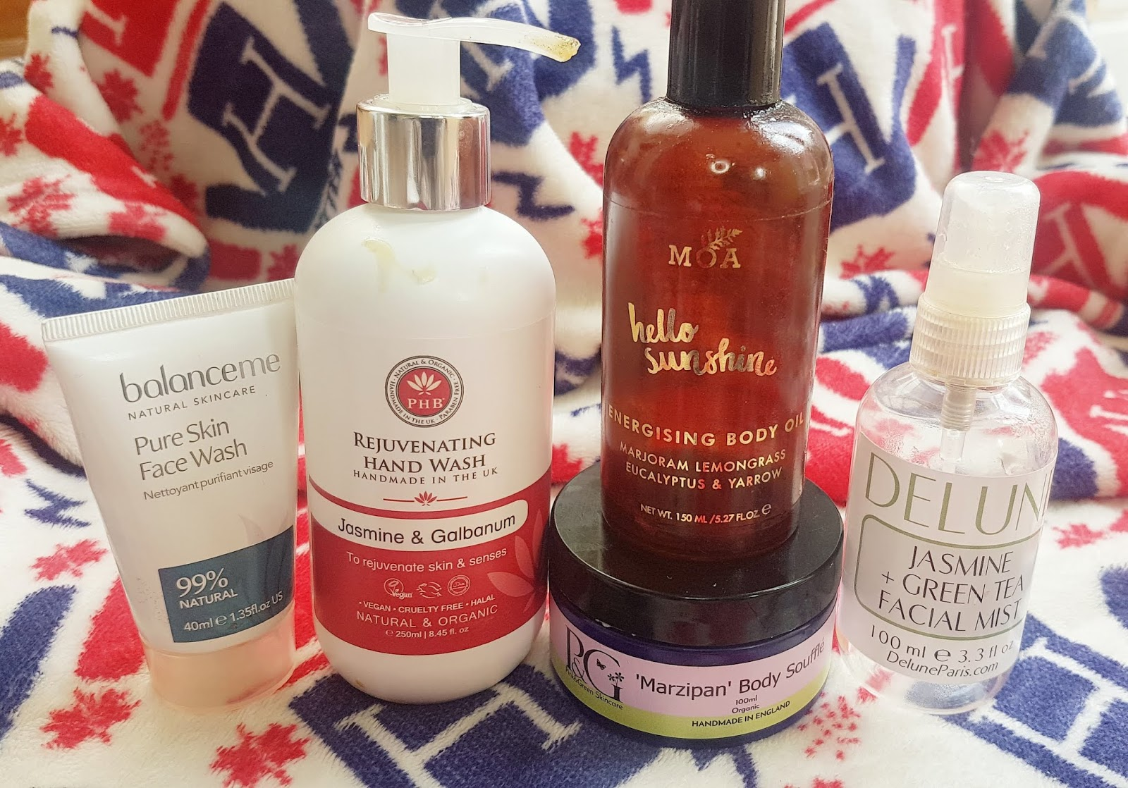 April 2019 Beauty + Wellbeing Empties