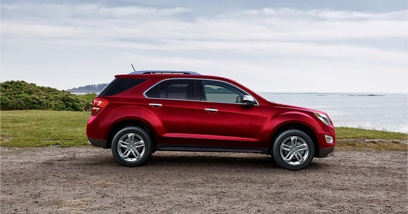 Review] 2016 Chevy Equinox Specs, Redesign and Features - 2017/2018 ...