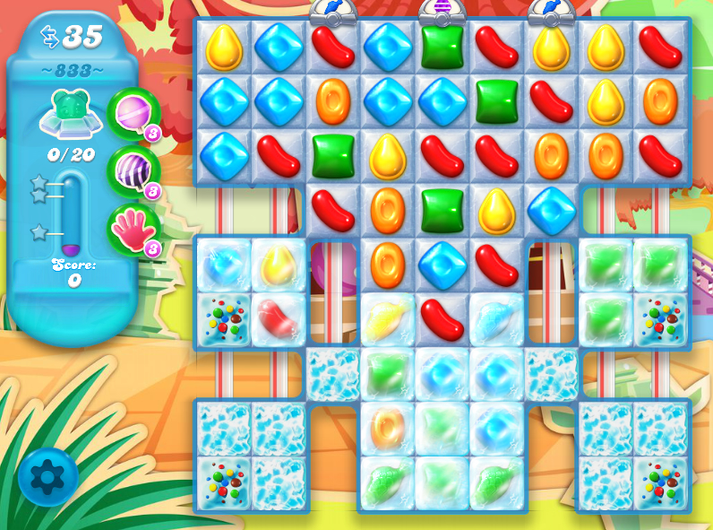 Candy Crush Soda Saga 833