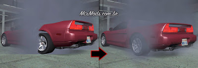 gta sa san mod enb series soft particles smoke fix