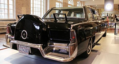 jfk presidential limo henry ford museum