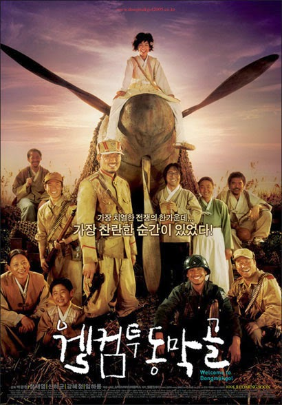 Downoad Welcome To Dongmakgol (2005) BluRay 720p