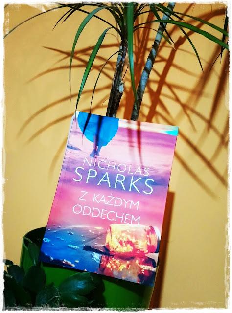 Nicholas Sparks – Z każdym oddechem