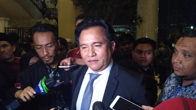 Punya Basis Massa Islam, Yusril Bisa Hambat Perolehan Elektabilitas Prabowo-Sandiaga