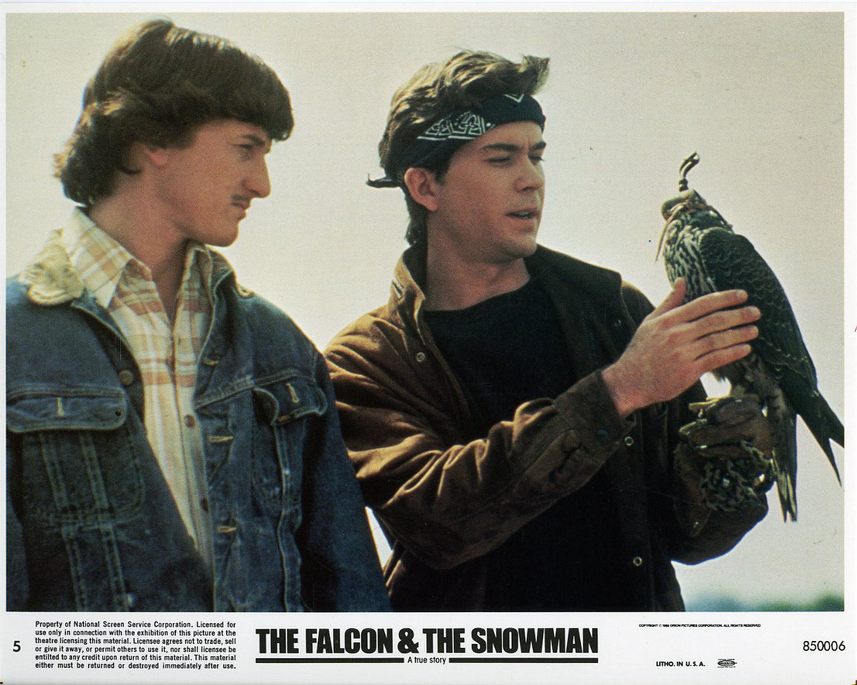 The Falcon And the Snowman El Juego Del Halcon Movie free download HD 720p