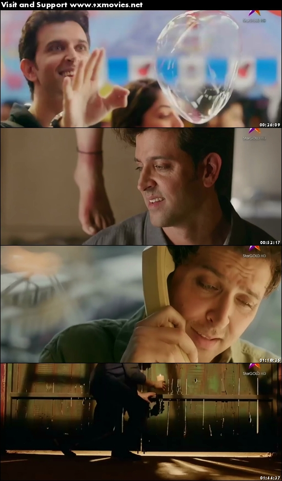 Kaabil 2017 Hindi 720p HDTV