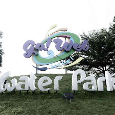 Wisata Kolam Renang Go Wet Waterpark Grand Bekasi