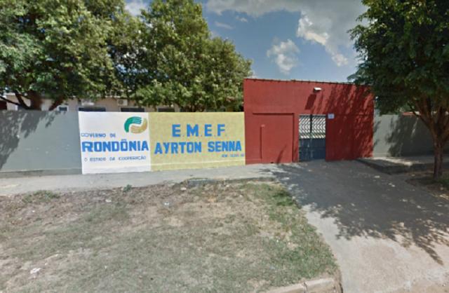 Adolescente é morta a facadas dentro de escola em Machadinho do Oeste
