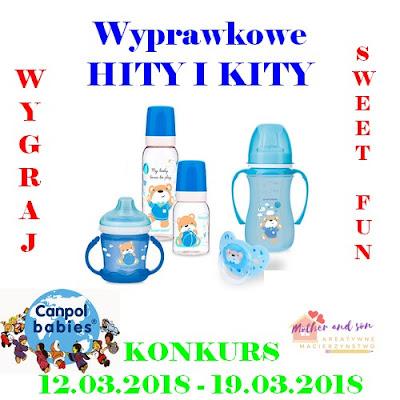 Wygraj zestaw Sweet Fun od Canpolbabies - Konkurs!