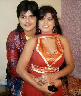 Kallu and Nisha Hot Photo