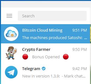 Cara Mudah Mendapatkan Bitcoin Menggunakan Bot Telegram