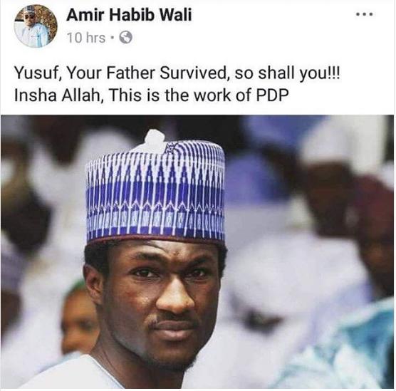 facebook user blamind PDP