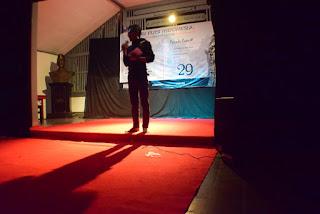 Peringatan Hari Puisi Indonesia di Blitar