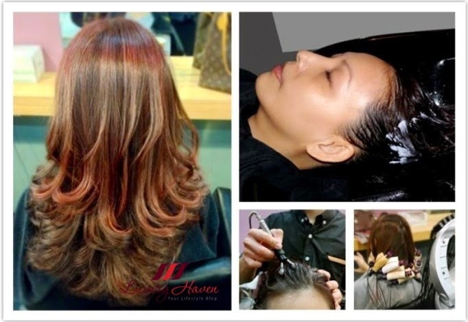 jass hair design chinese new year promotion