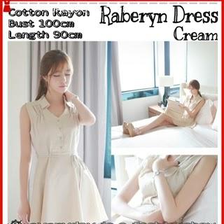 91SPM Baju Dress Wanita Korea Style Simple Bj5011