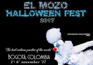 FESTIVAL DE FIESTAS EL MOZO HALLOWEEN 2017