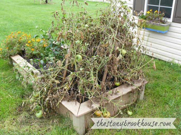 Garden Failure