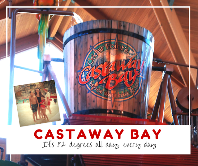 Family Fun at Castaway Bay + Enter to Win Day Passes