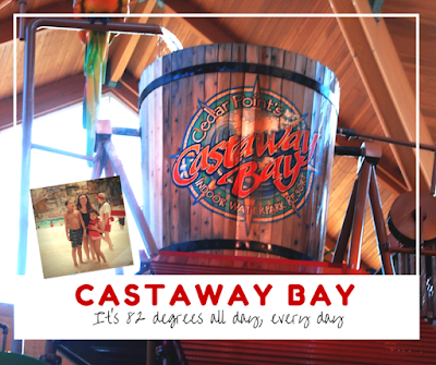 Win day passes to Castaway Bay!