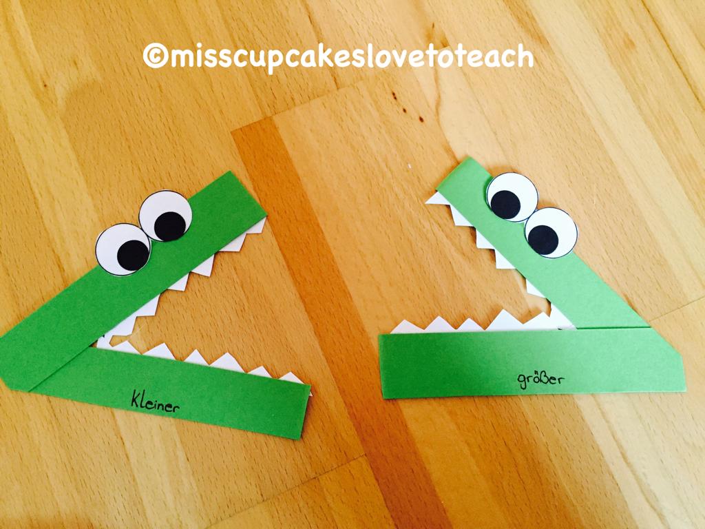 miss cupcakes loves to teach gr er oder kleiner. Black Bedroom Furniture Sets. Home Design Ideas