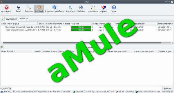 Linux dicas e suporte: aMule no Debian, Ubuntu e derivados