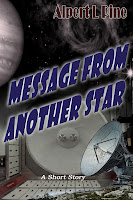 Message From Another Star by Alpert L Pine