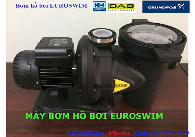 Máy bơm hồ bơi euroswim hãng của DAB