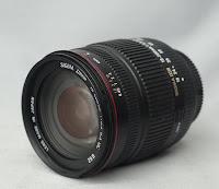 Jual Sigma 18-200mm Bekas