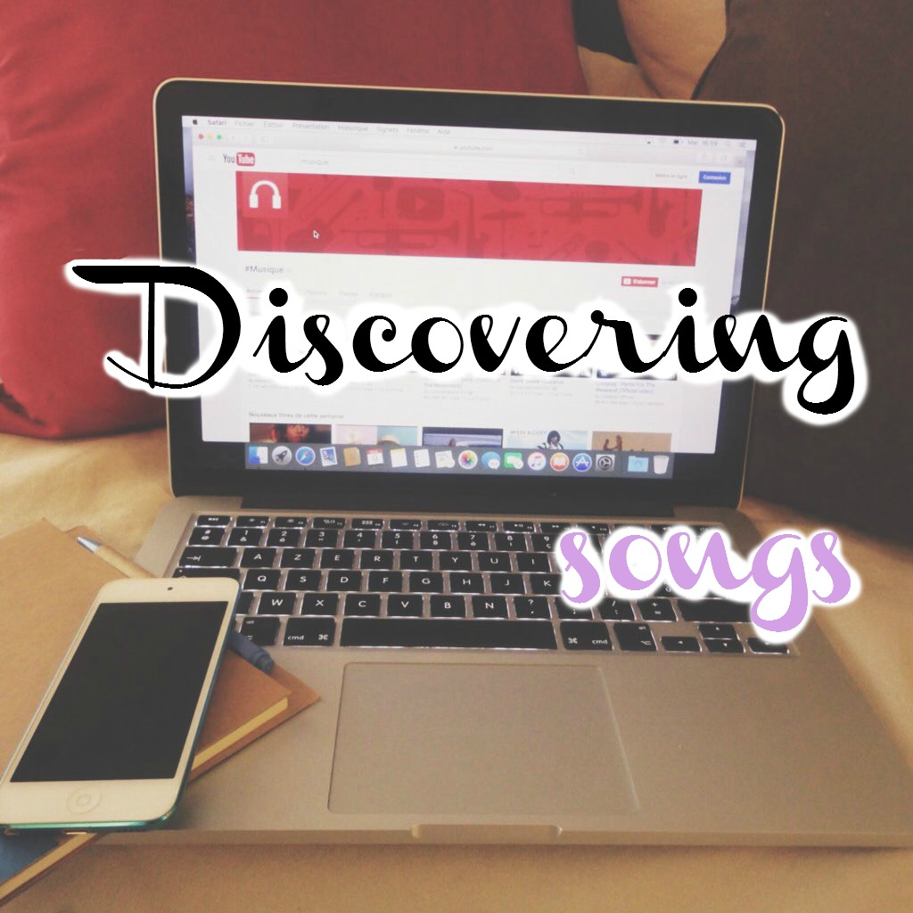 Discovering songs découvertes musicales
