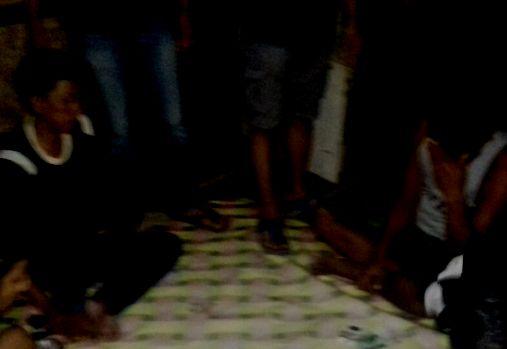 Polisi Tangkap Tangan 5 Warga Benteng, Sementara Asik Main Judi Kartu