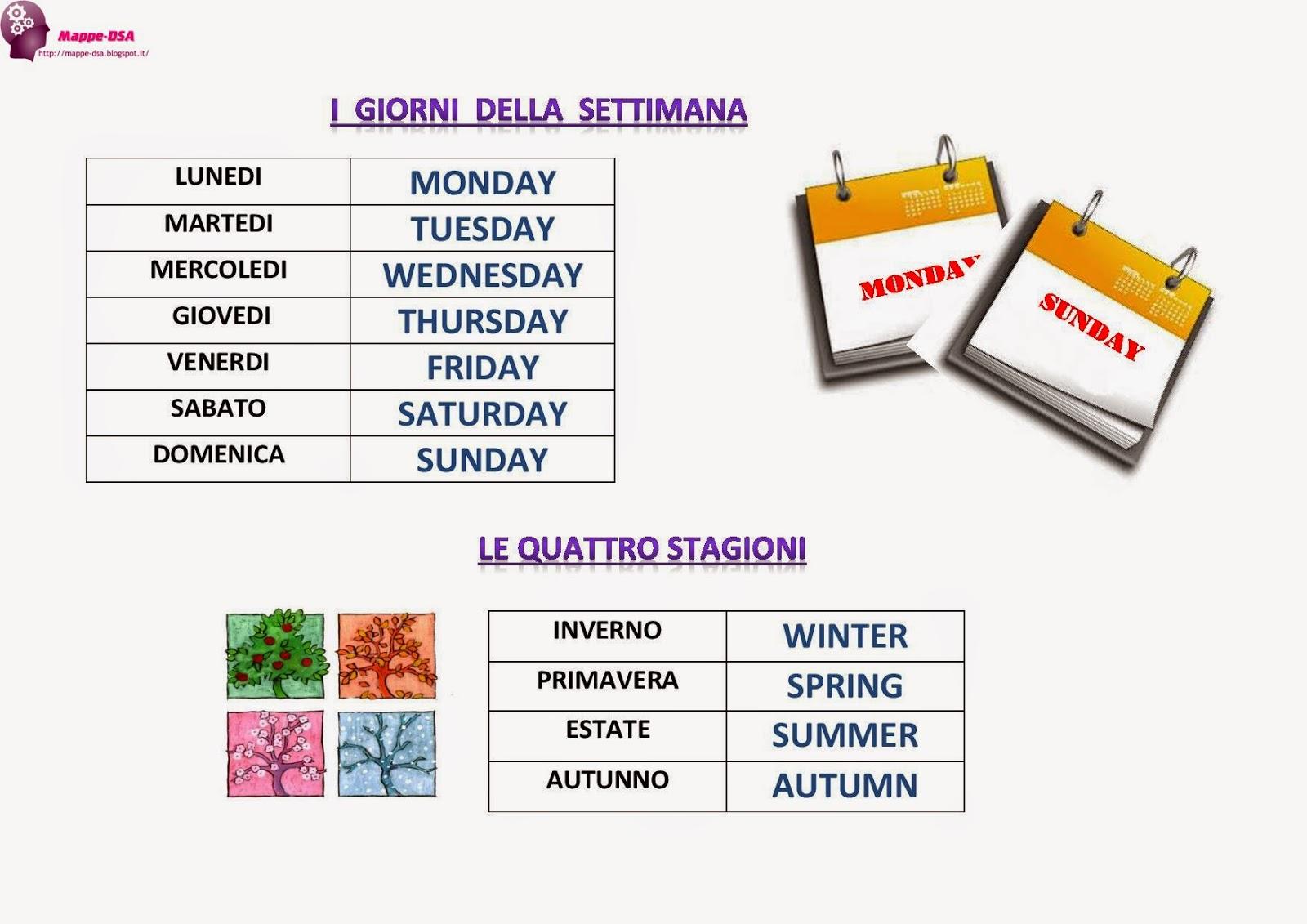 Estremamente I Colori Delle Stagioni - Lessons - Tes Teach WO58