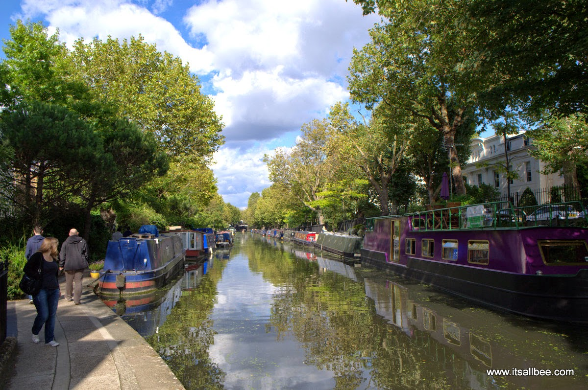 Quick Guide To Little Venice In London