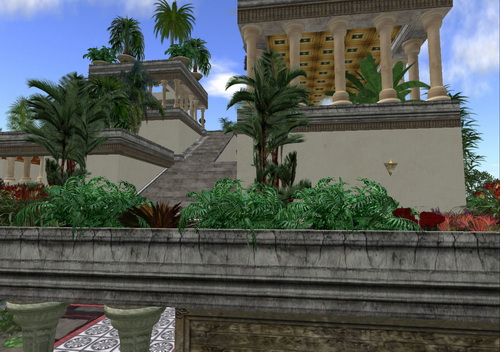 Espacios Verdes Los Jardines En La Antigua Mesopotamia