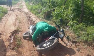 CE: Vigilante é assassinado a tiros enquanto trafegava de moto