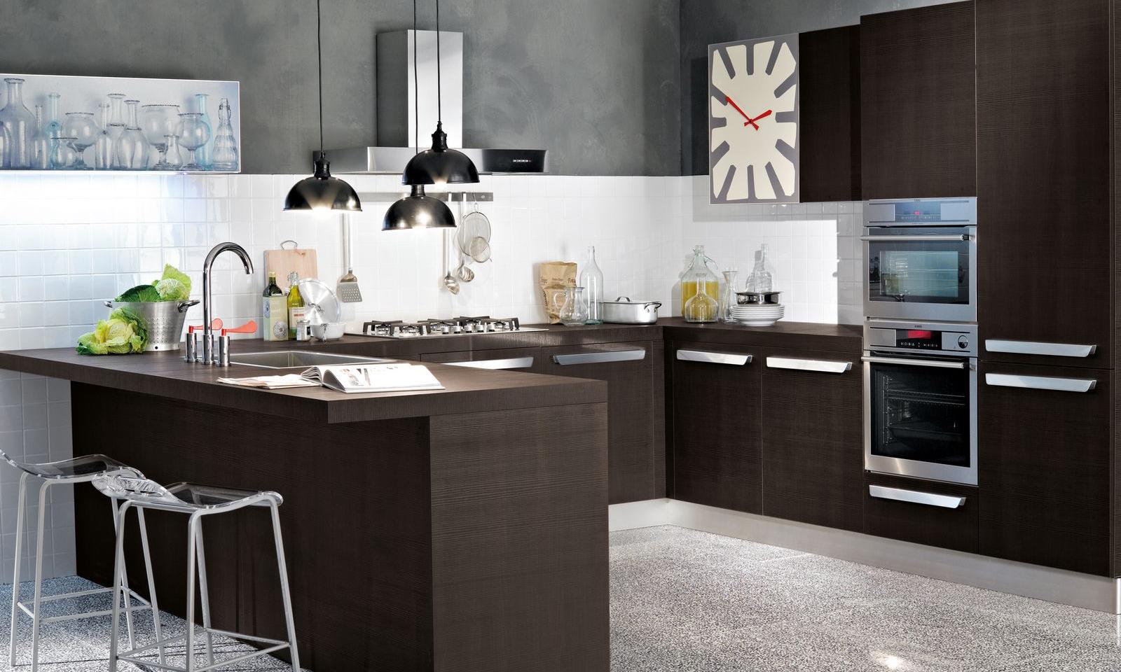 Decotips distribuir la cocina seg n su geometr a - Cocinas en forma de u pequenas ...