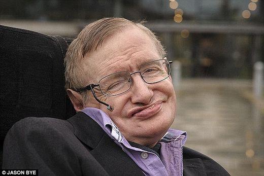 Stephen Hawking, Kainatın Sırları