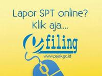Cara Daftar e-Filing Untuk Lapor Pajak Online (SPT Tahunan PPh)