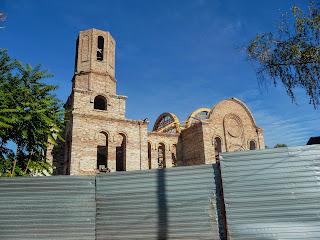Костянтинівка. Будівництво церкви св. Іоанна Кронштадського