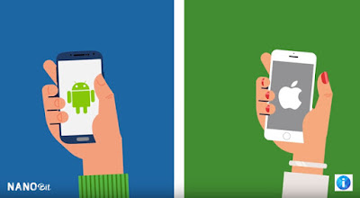 iOS Vs Android - Which is the best Operating System?