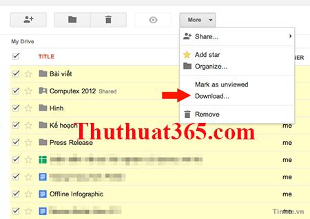 Tải toàn bộ tài liệu và tập tin trên Google Drive cực đơn giản-2