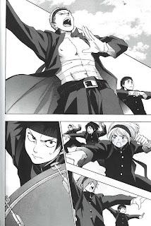 "Manga: Reseña de ""Ao no Flag 2"" de Kaito - Ivrea"