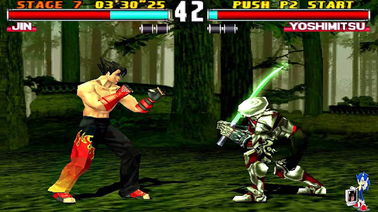 تحميل لعبة Tekken 3 مضغوطة برابط واحد مباشر كاملة مجانا