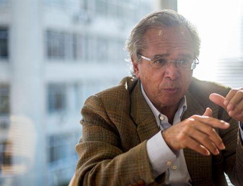 Brasil vai enterrar modelo econômico social-democrata, diz Paulo Guedes